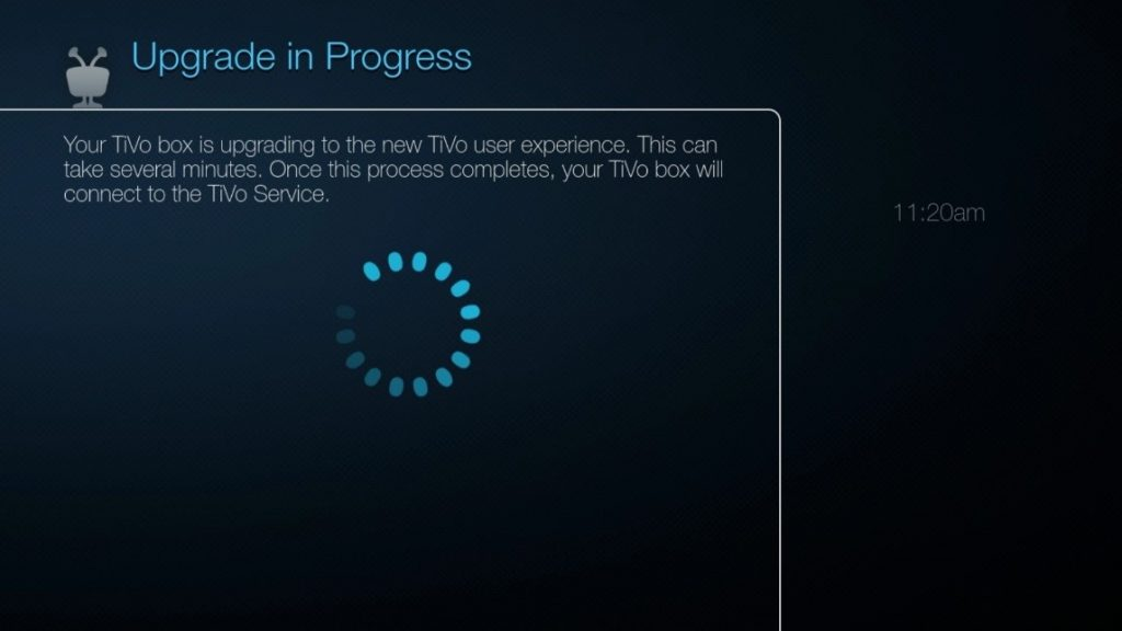 How to Upgrade to TiVo Experience 4? - MIDTEL